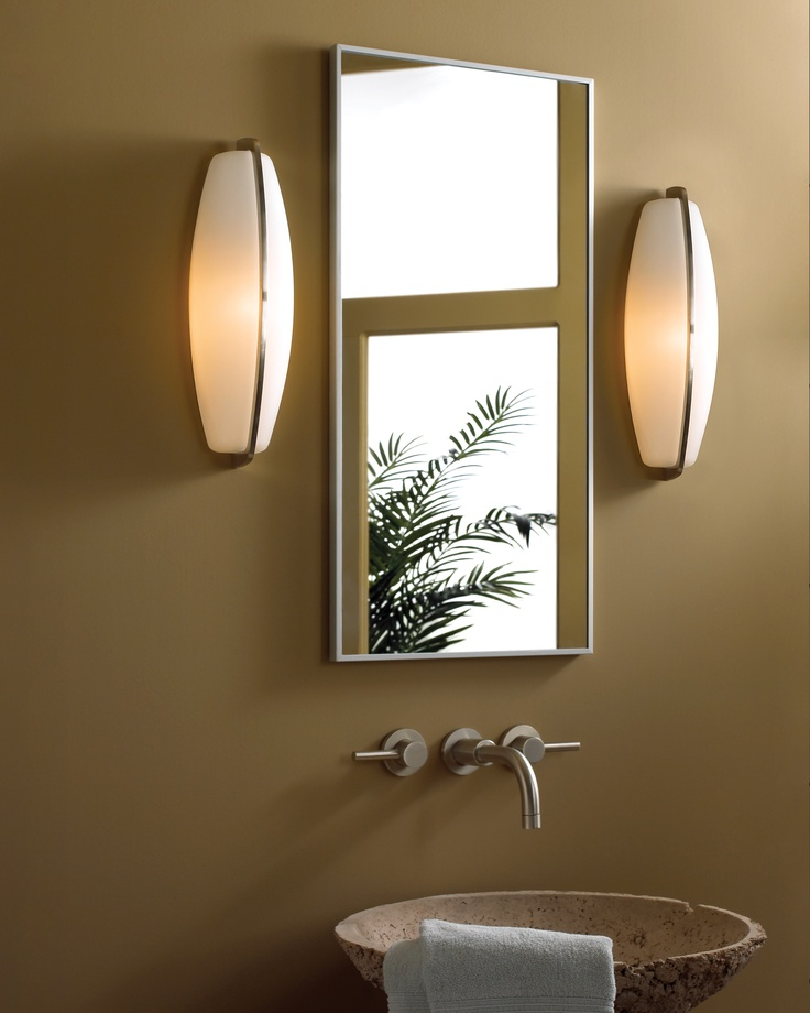 Corva wall mount by tech lighting