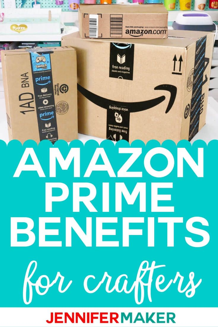 Amazon Prime Is A Game Changer For Crafters Craft Supplies Bulk