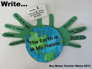 162 Best EARTH DAY Activities Images On Pinterest