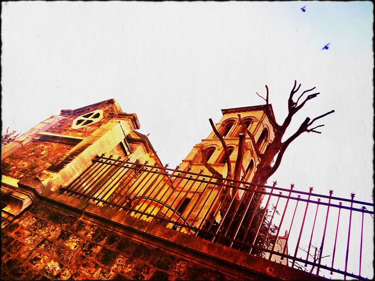 St. Pierre Chruch, Montmartre, Paris. Courtesy of Jedelyn.