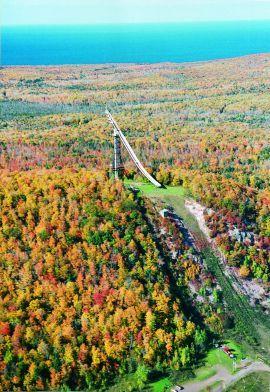 Copper Peak Adventure Ride - Attractions in Michigan's Upper Peninsula - UPTRA