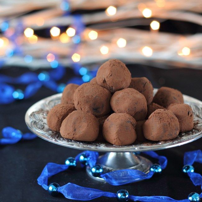 The Kiwi Cook   Chocolate & Liqueur Truffles