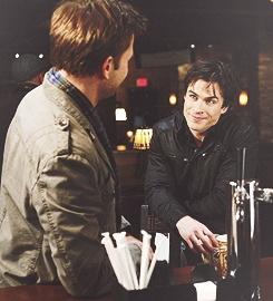 Ric and Damon