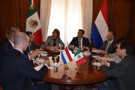 Con la finalidad de facilitar la llegada de empresas a Querétaro y a estados del bajío del país, Países Bajos...