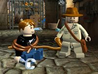 A screen inspired by Indiana Jones and the Kingdom of the Crystal Skull in LEGO Indiana Jones 2: The Adventure Continues Your #1 Source for Video Games, Consoles & Accessories! Multicitygames.com