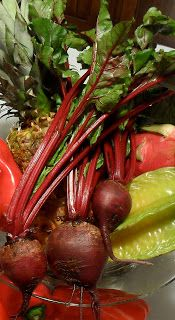 beet suite: The nutritional value of beets: Part 3 - Glycemic Index and Glycemic Load