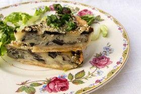 Onion quiche from veggis.samaraga.com
