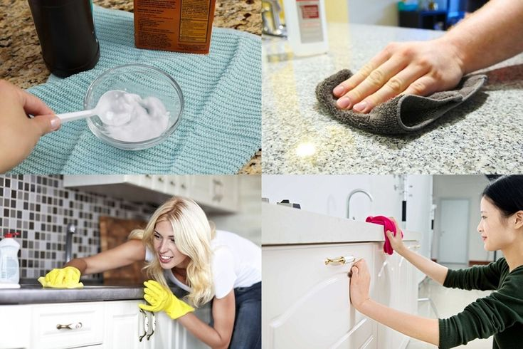 How To Remove Hard Water Stains From Granite Countertops And Keep Them  Spotless And Shining Without