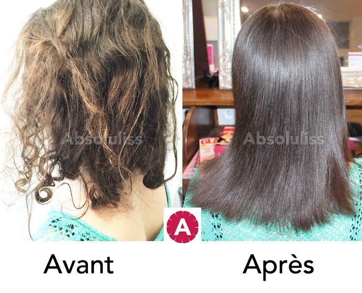 Constance désirait depuis longtemps essayer le lissage brésilien Absoluliss pour réparer ses cheveux. Constance est sortie de l'atelier heureuse :) #keratine #hair #coiffure #instabeauty #lissage #frenchbrand #cheveuxnaturels #sansformol #lissageparis #canon #brushing #hairstyle #belle #sanssulfate #keratintreatment #beforeandafter #ONJML #baràlissage #lissagebresilien #cheveuxlisses #montparnasse #paris #atelier #tendance #cheveuxmagnifiques #cheveuxbrillants #avantapres #cheveuxbouclés