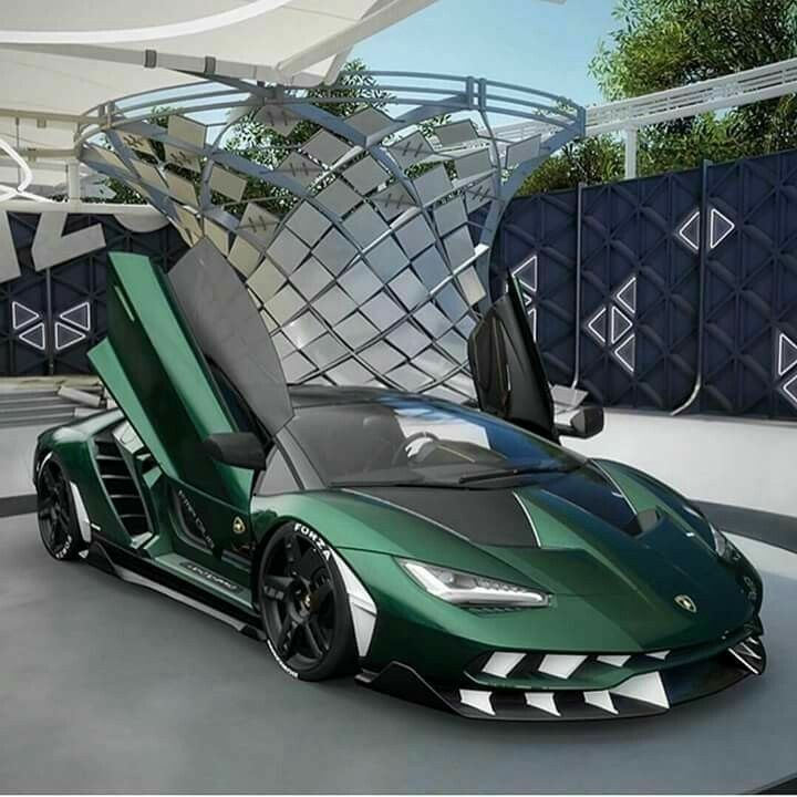 Love that money green color