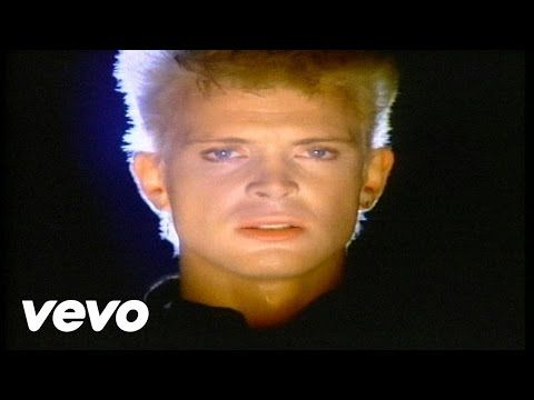Official video of Billy Idol performing Eyes Without A Face from the album Rebel Yell. Buy It Here: http://smarturl.it/de5fm5 Reportedly filmed in a marathon...