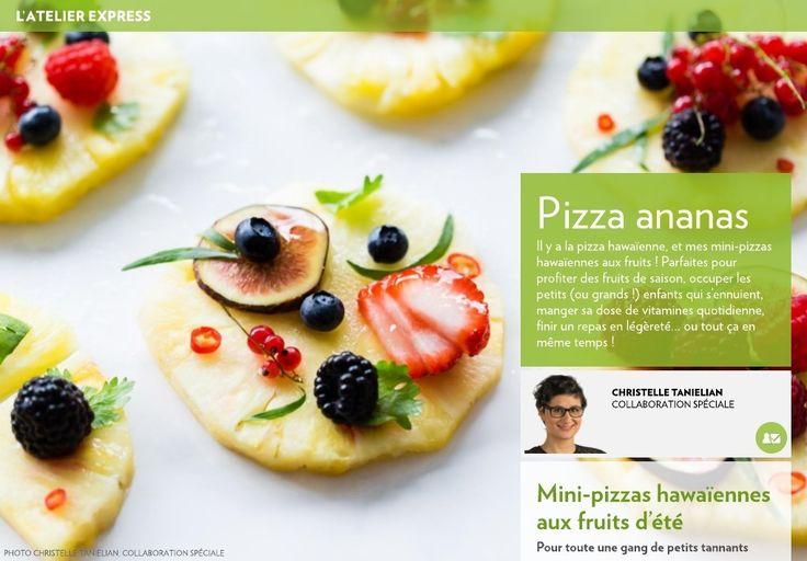 Pizza ananas - LaPresse+