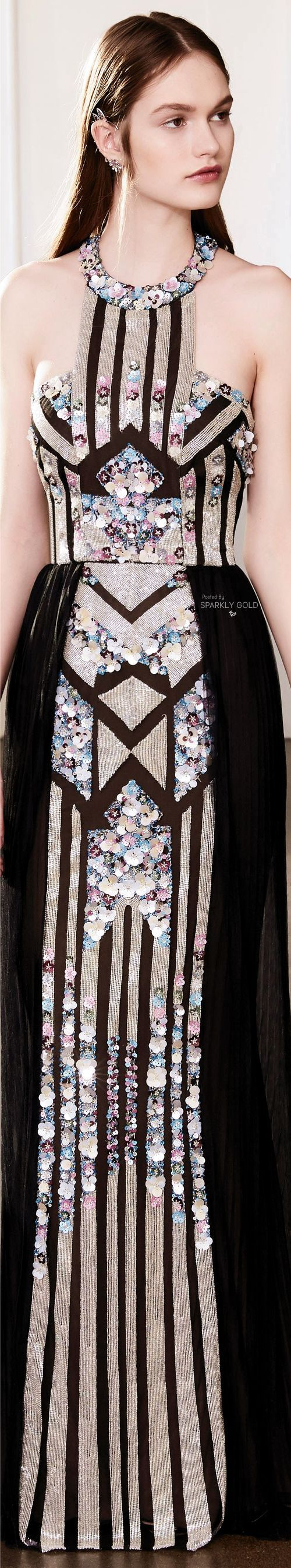 Marchesa Notte Fall 2017 RTW