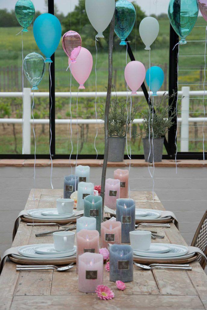 🎈 Flotte glas balloner til hverdag og fest - flere farver og størrelser