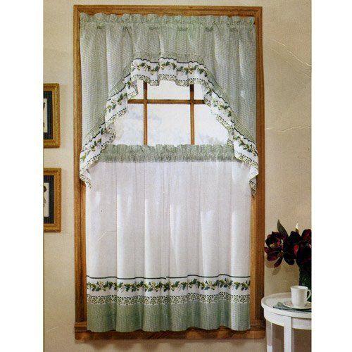 17 best ideas about Kitchen Curtain Sets on Pinterest | Sunroom ...