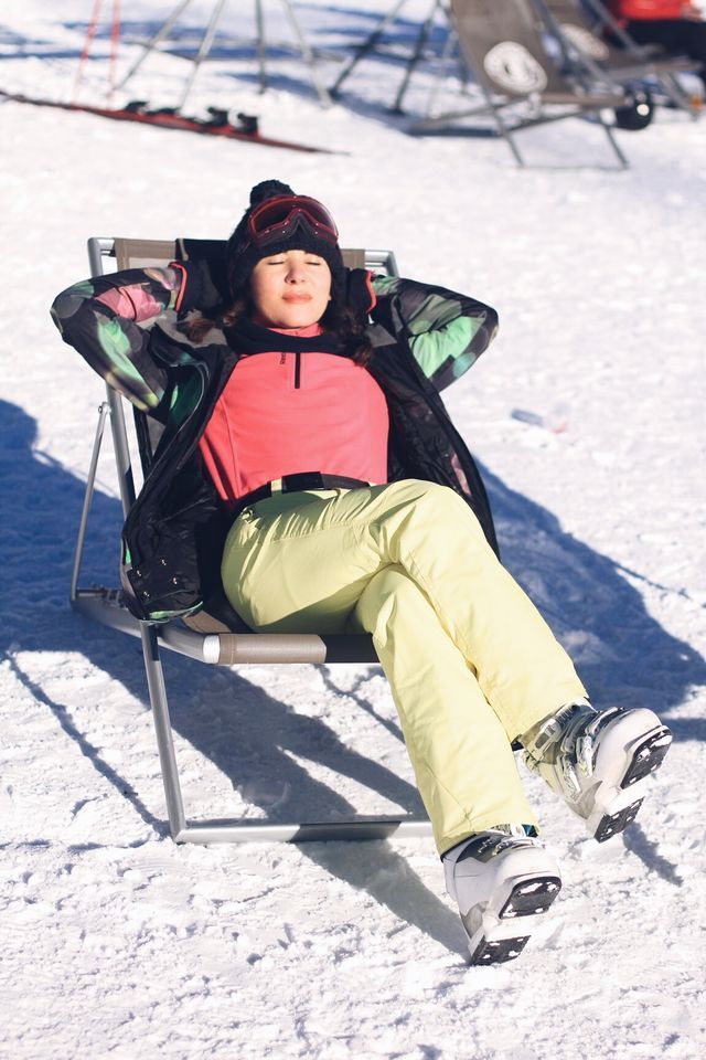 Ski / winter resorts / snow wear
