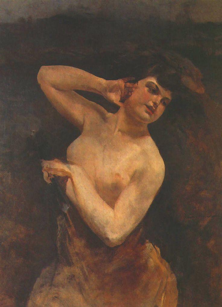 Jacek Malczewski - Morning (1891)