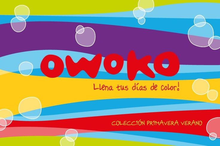 Owoko llena tus días de color