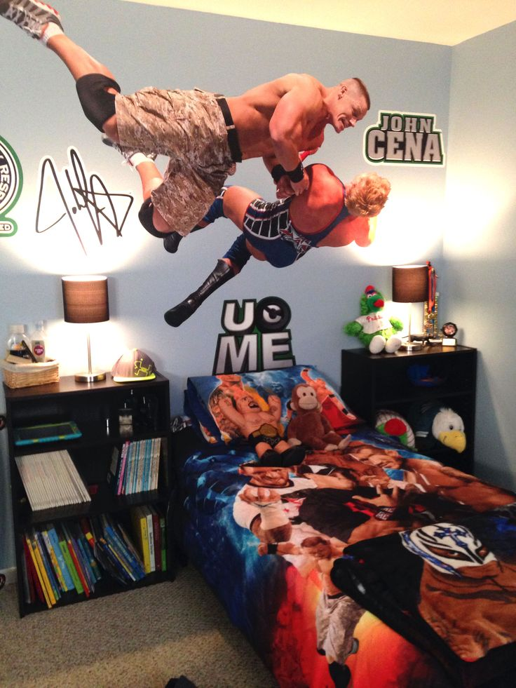 Wwe Bedroom Decor: 25+ Best Ideas About John Cena House On Pinterest