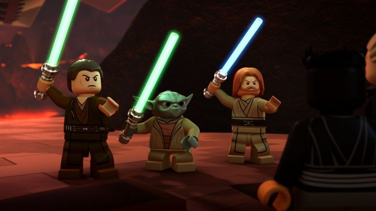 LEGO Star Wars: The Yoda Chronicles - Episode III - Attack of the Jedi