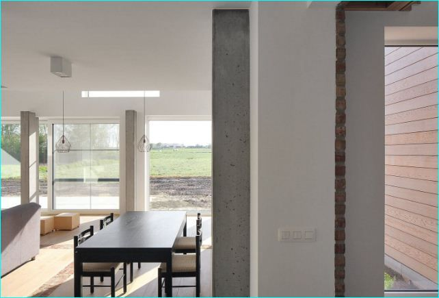 Modern Farmhouse with Historic walls - Download