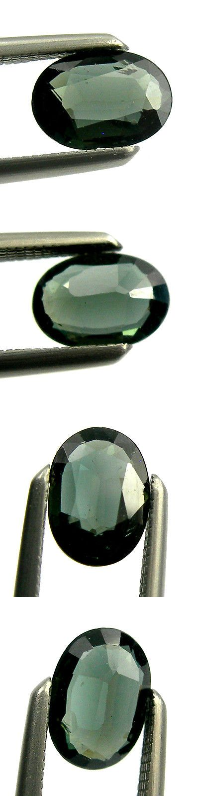 Other Sapphires 164408: 0.65 Carat 6X4mm Oval Green Natural Australian Parti Sapphire Loose, Ops03 -> BUY IT NOW ONLY: $84.5 on eBay!