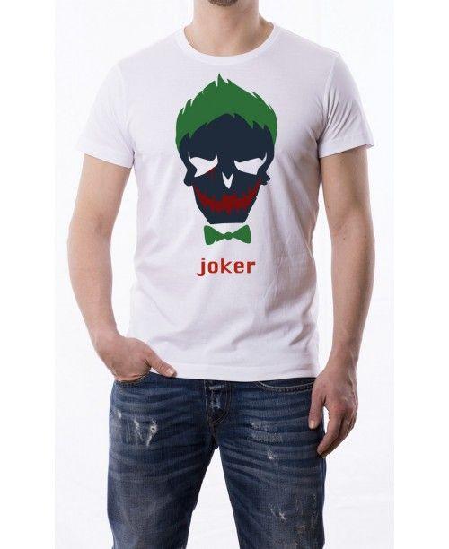 T Shirt Illustrazioni - Joker