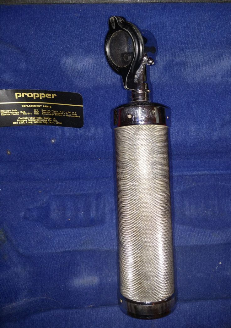 Vintage Welch Allyn Otoscope with Case by FoothillKnicKnacks on Etsy