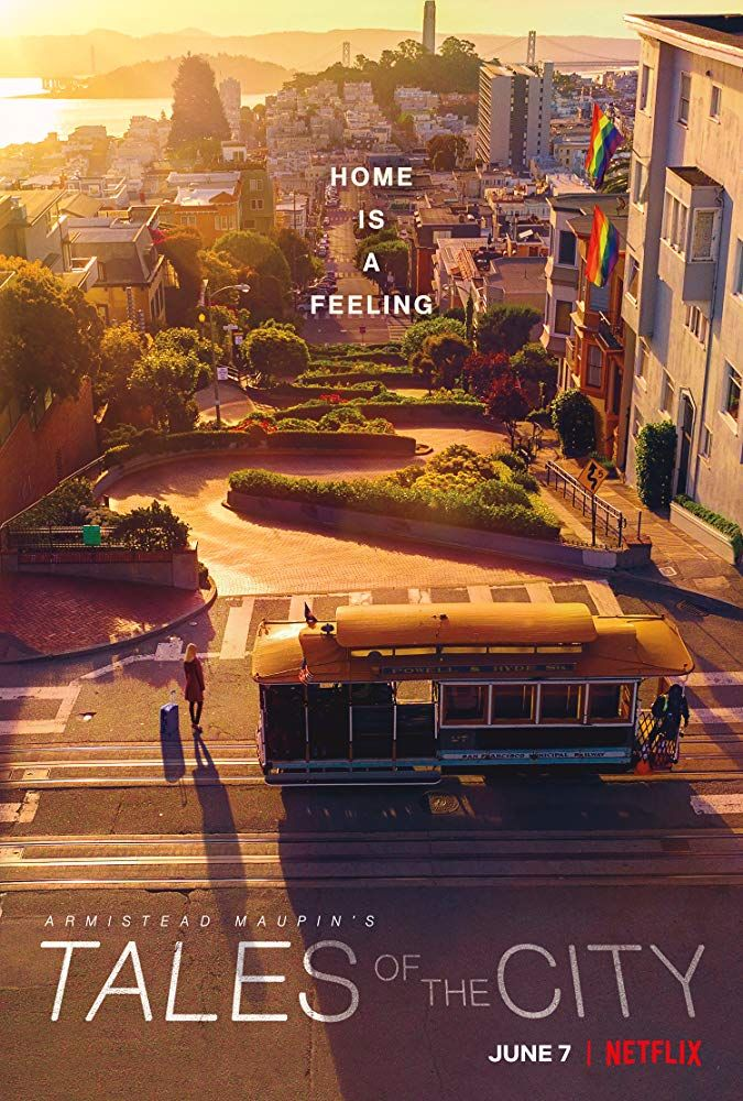 Tales Of The City Trailer Coming To Netflix June 7 2019 Tv Series To Watch Ellen Page Netflix Releases