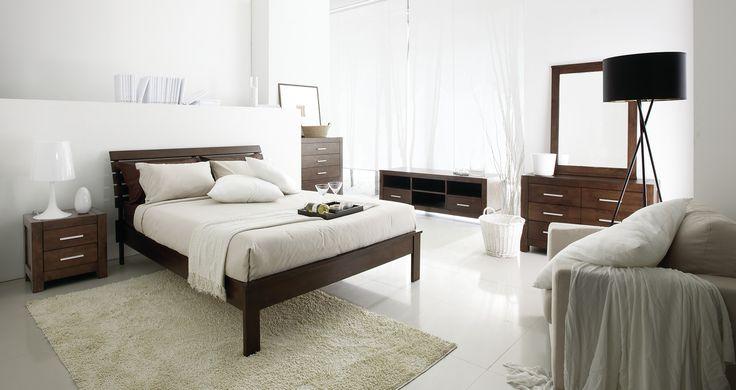 Marseille Queen Sleigh 5 Piece Bedroom Set