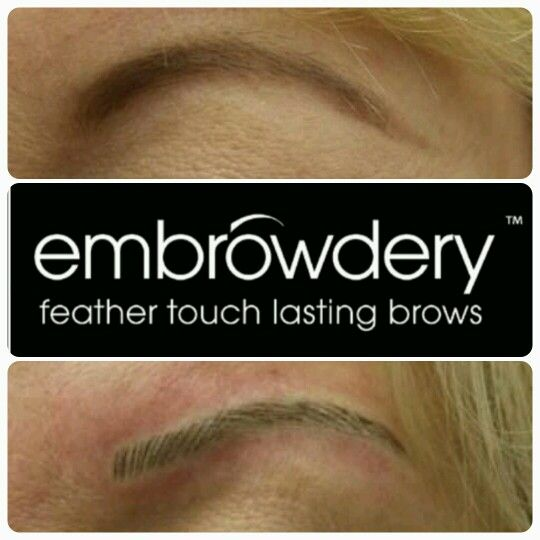 1000 Images About Embrowdery At Reveal Makeup Studios On Pinterest Studios Semi Permanent