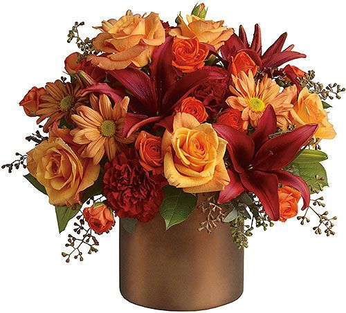 Fall Floral Arrangements Ftd Florists