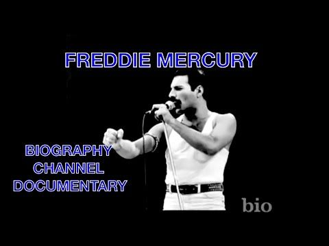 Freddie Mercury Bio Channel Documentary - YouTube