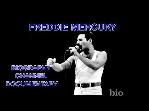 Freddie Mercury Bio Channel Documentary - YouTube