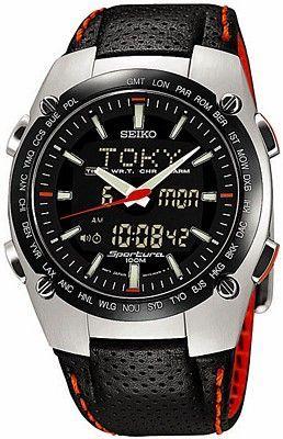 Seiko Sportura World Timer Chronograph  d241009a6c