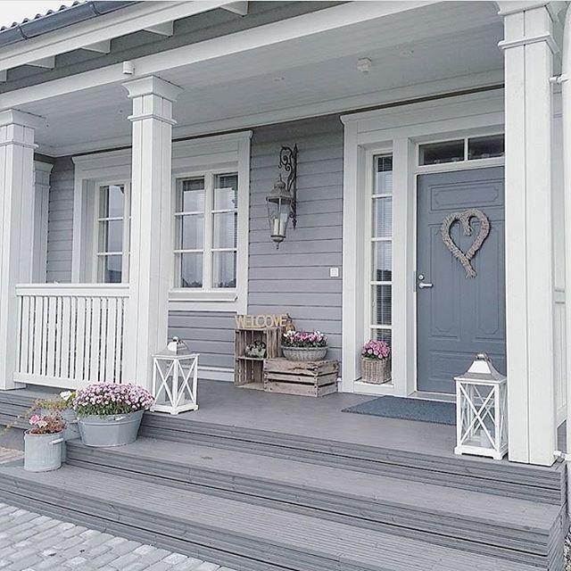 Schwedenhaus fertighaus veranda  10 besten Schwedenhaus Bilder auf Pinterest | Schwedenhaus ...