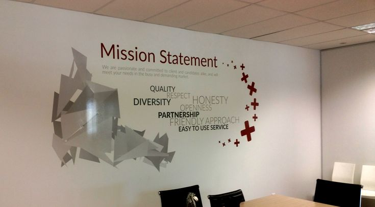 Wall graphics for Life+ by Speedy Signs Newton