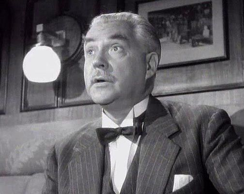 Nigel Bruce..most famous for playing Dr Watson in Sherlock Holmes movies: