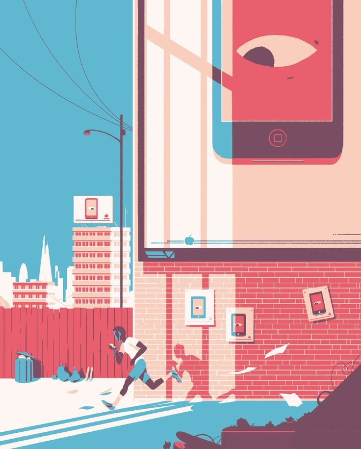 © Tom Haugomat aus John O'Reilly, Robert Klanten, Sven Ehmann (Hrsg.): Illusive. Contemporary Illustration Part Four #Illustration #Illustrator #GestaltenVerlag