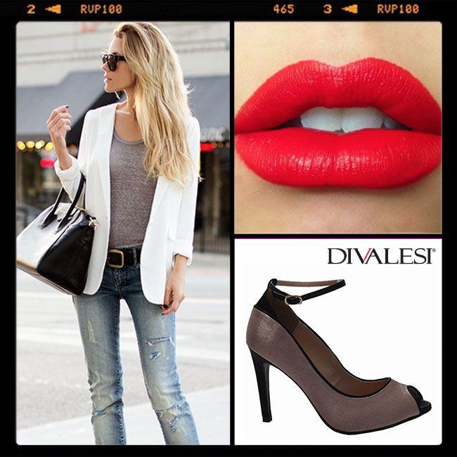 Vamos começar a semana arrasando, Diva? Em nosso site, você pode ver este e muitos outros sapatos lindos: http://bit.ly/divalesi