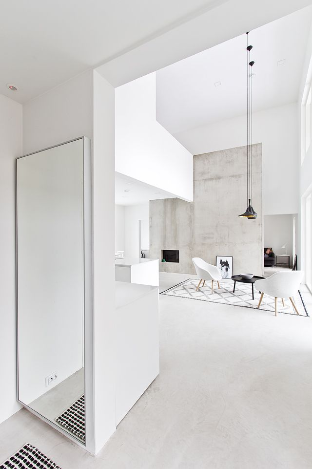 All White Interior Design Of The Homewares Designer Home: 25+ Best Ideas About White Interiors On Pinterest