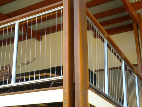 Superior Screens | Townsville :: Stainless Steel Balustrade