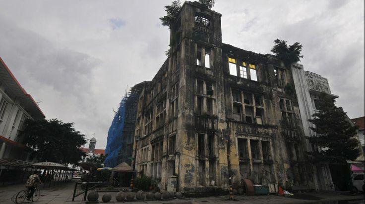 Rejuvenation of the old city