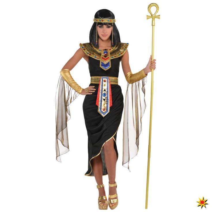 Wunderschönes Ägypterin Kostüm