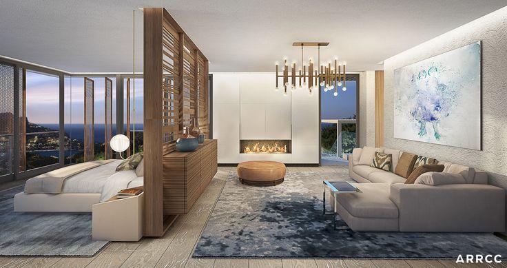 ES Villa Mallorca - ARRCC inspiration, design inspiration, interior decor, interior architecture, house ideas, luxury, architecture, renders, design