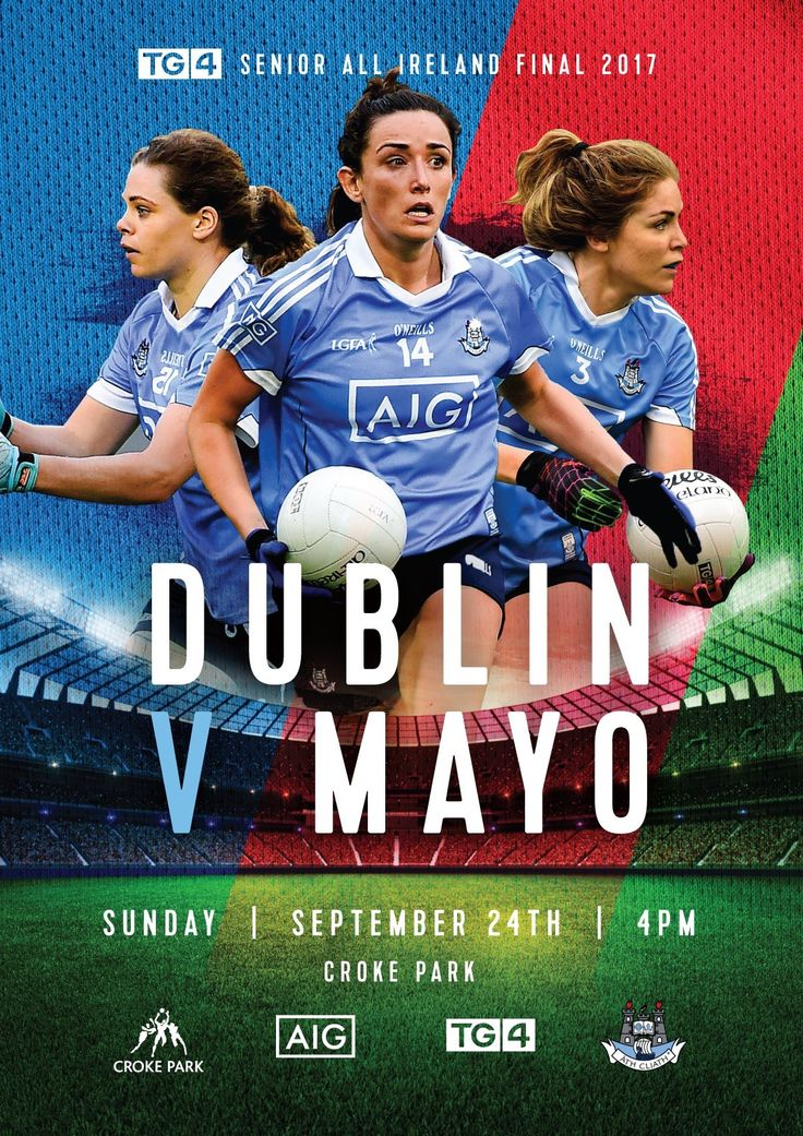 CALL TO DUBLIN FANS TO SUPPORT THE DUBLIN SENIOR LADIES FOOTBALLERS THIS SUNDAY - We Are Dublin GAA