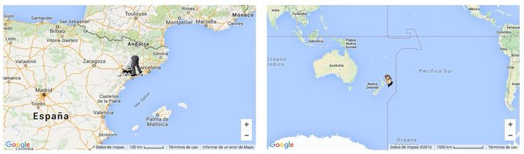 Antipodes Map - Tunnel to the other side of the world http://www.antipodesmap.com/