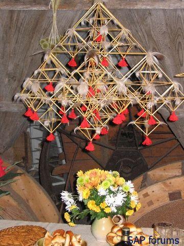 Latvian decorations - Puzurs