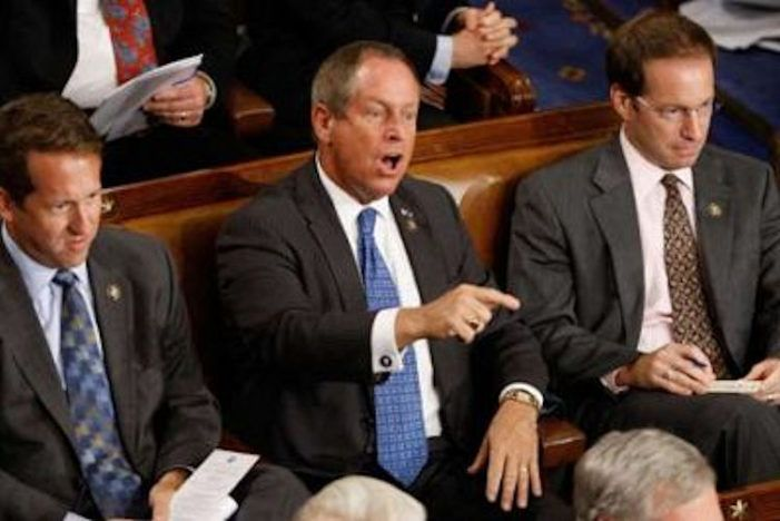 Joe Wilson, Who Said 'You Lie!' to President Obama, Gets Told 'You Lie!' by Unhappy Constituents