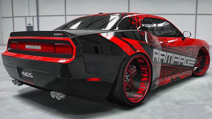 Best 10 Super Car Ideas On Pinterest: 17 Best Ideas About Dodge Challenger Srt On Pinterest